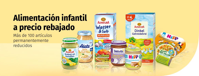 Babynahrung Preis gesenkt ES