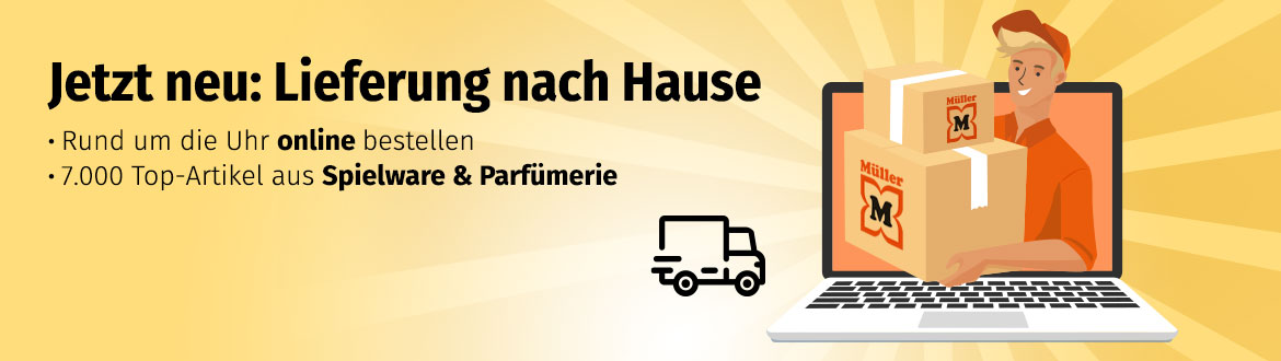NEU: Home Delivery
