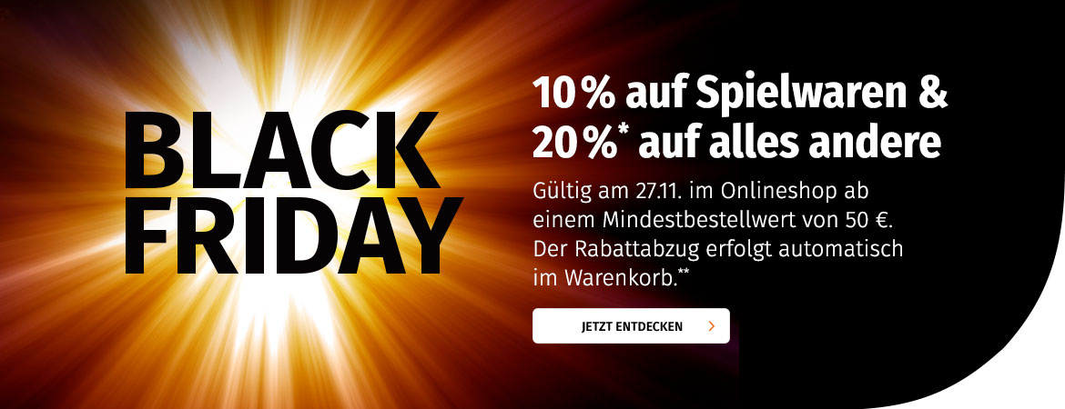 Black Friday bei Müller