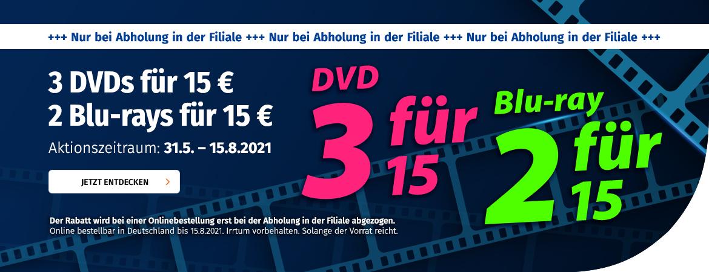 Multi-Media 15€ Sparaktion