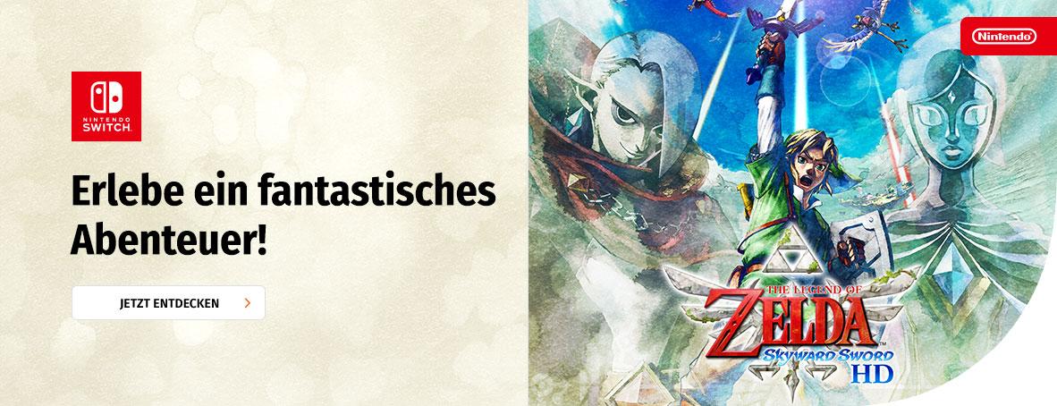 Nintendo The Legend of Zelda: Skyward Sword HD