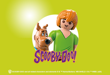 Playmobil Scooby Doo!