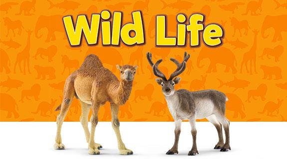 Schleich Wild Life