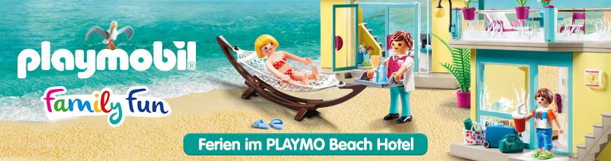 Playmobil Beach Hotel