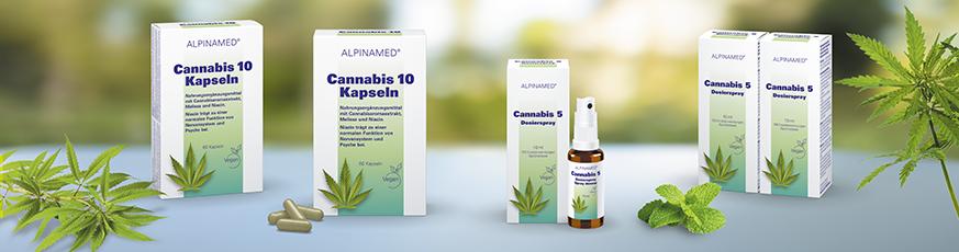 Alpinamed Cannabis