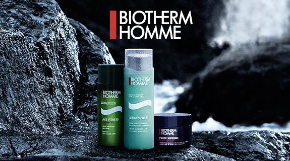 Biotherm Homme Reinigung