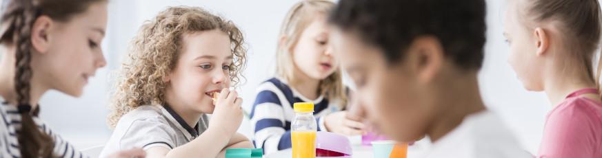 Schnelle Snacks - Ideen für die Schule