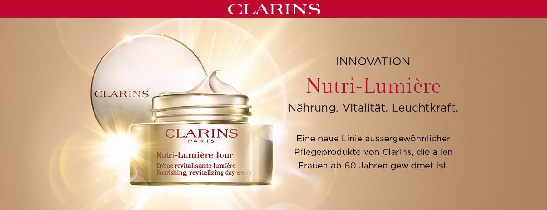 Clarins Nutri-Lumière