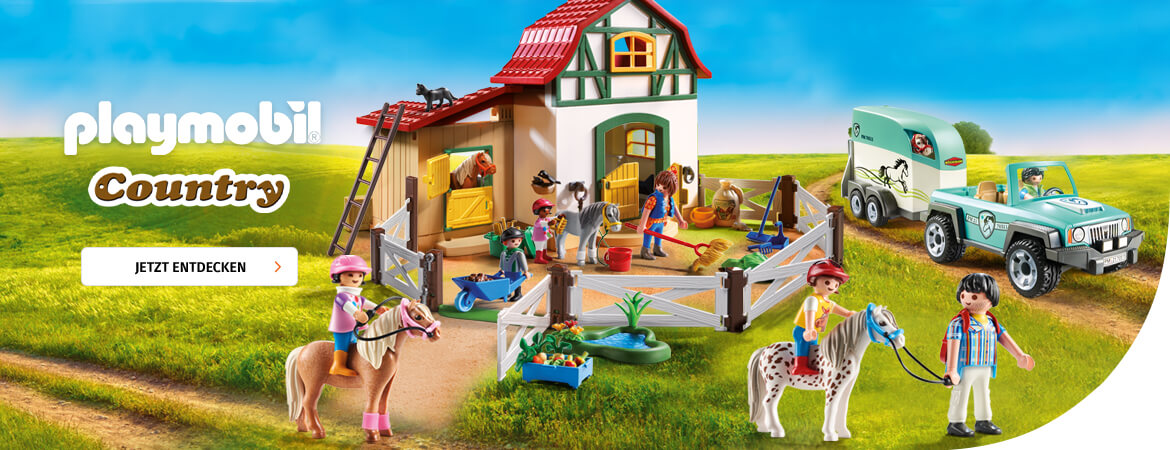 Playmobil Country - Ponyhof