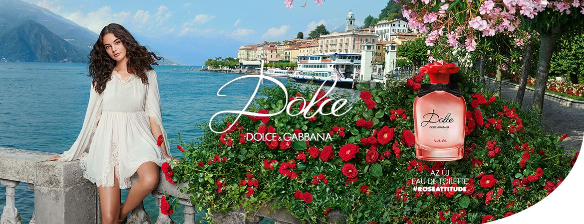 Dolce Rose Edt