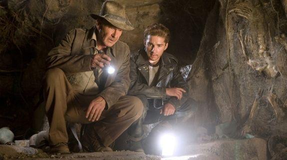 Indiana Jones 1 - 4