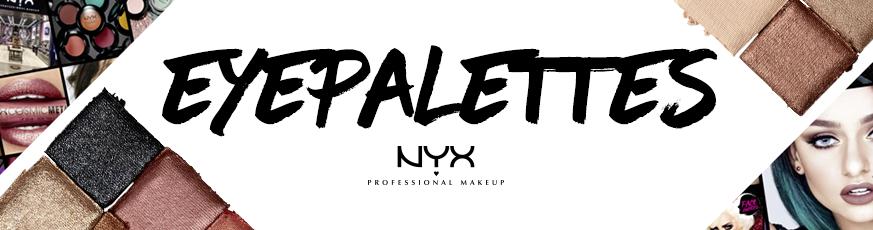 Nyx Professional Make Up Lidschatten Paletten