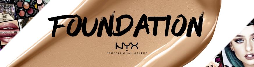 Nyx Professional Make Up Foundation