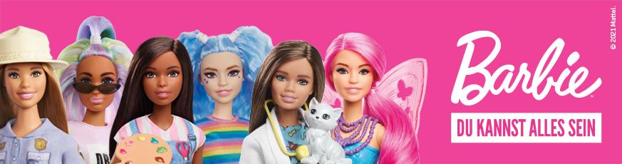 Barbie bei Müller