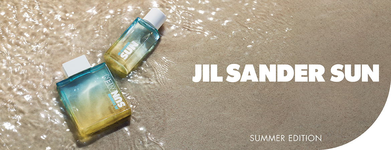 Jil Sander Sun limited illatpár