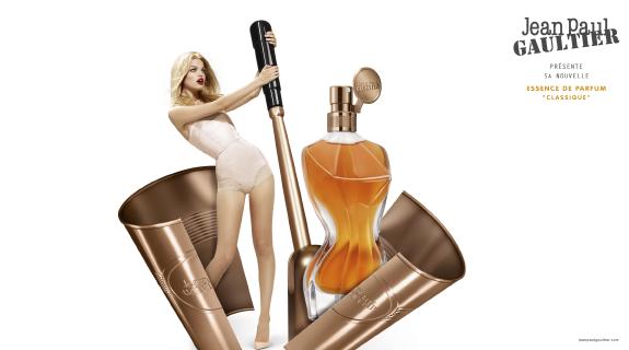 Jean Paul Gaultier Essence de Parfum Classique
