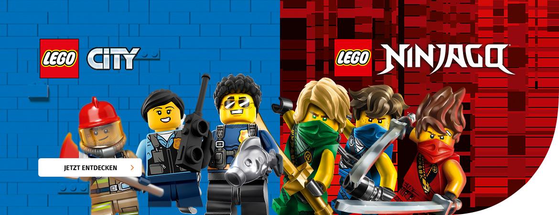 Lego Helden