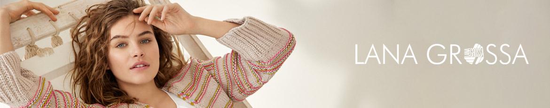 Lana Grossa- Kreatives Design und hochwertige Qualität