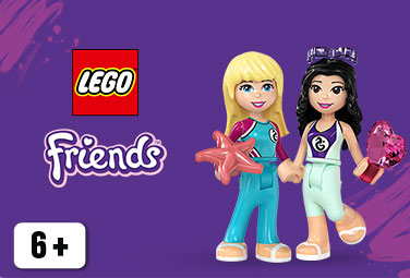 Lego Friends bei Müller