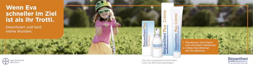 Bayer Gesundheitstipp