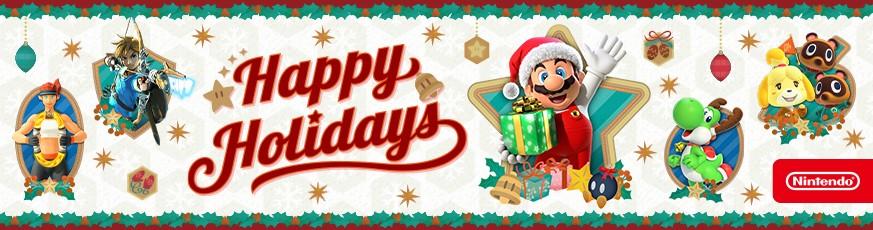 Nintendo Weihnachten