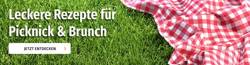 Leckere Rezepte für Picknick & Brunch