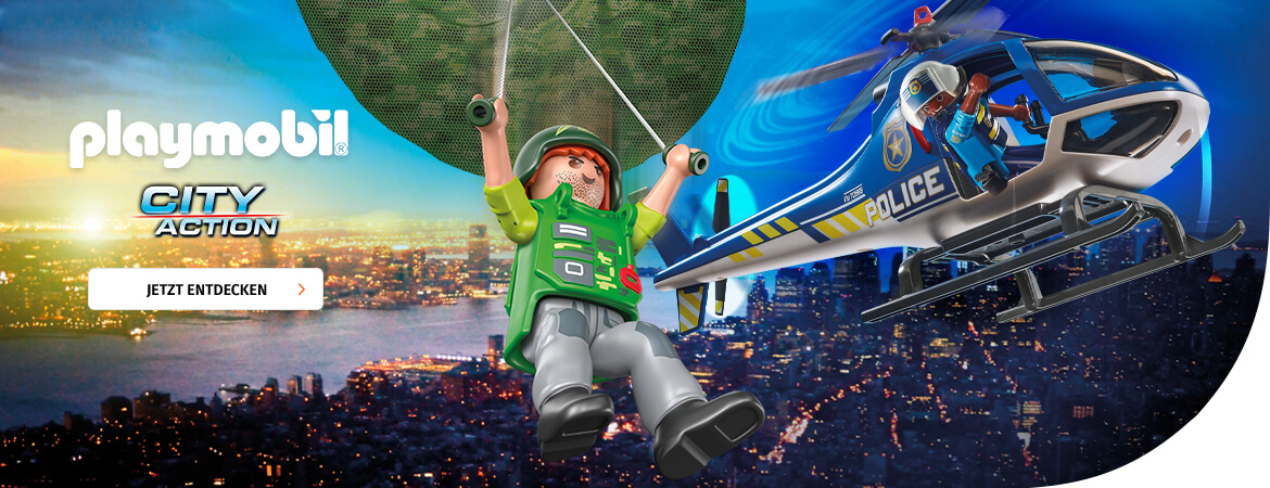 Playmobil City Action - Police