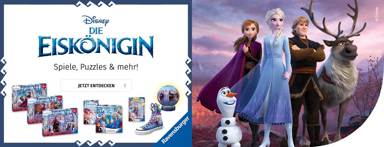 Ravensburger Disney Die Eiskönigin