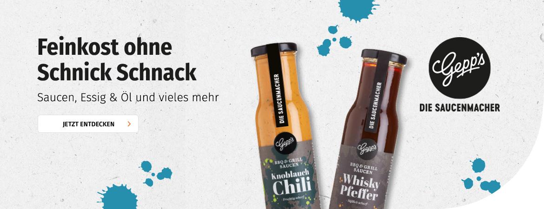 Gepp's im Müller-Onlineshop