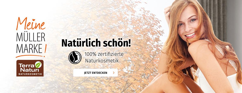 Terra Naturi - Meine Müller Marke