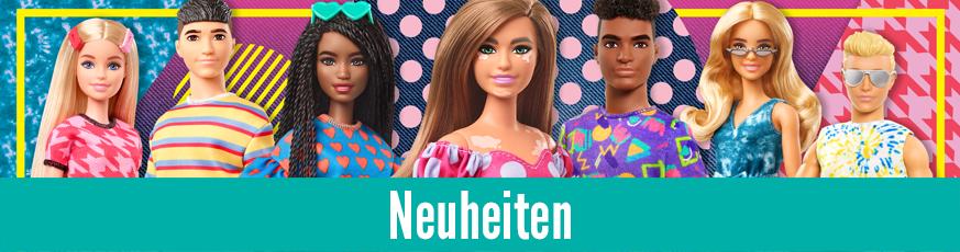 Barbie Neuheiten
