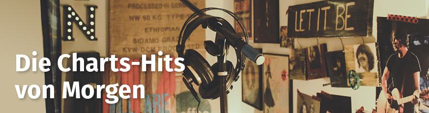 Charthits von Morgen - Musiktipps Mai 2021