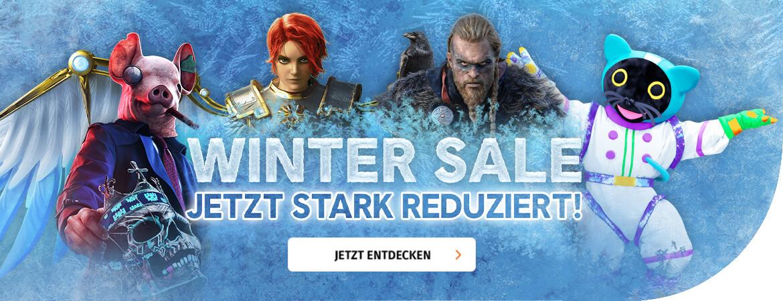 Ubisoft Wintersale