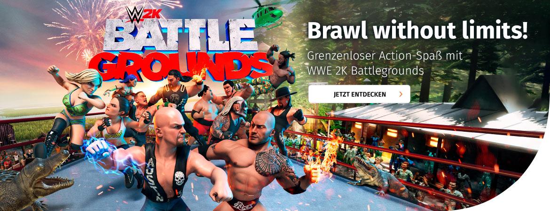 WWE 2K Battle Grounds