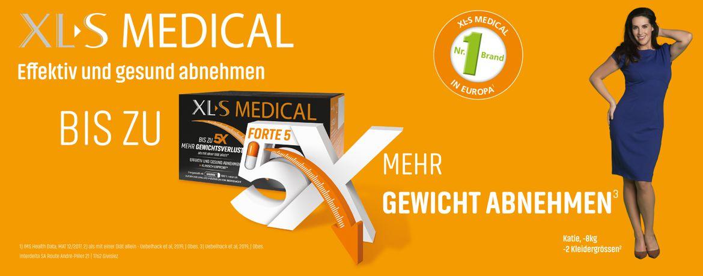 XL-S Medical forte 5 zum Abnehmen