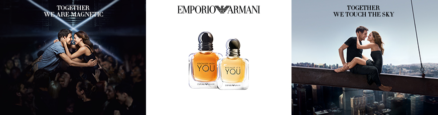 Emporio Armani You Strong with you