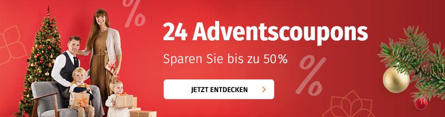24 Adventscoupons