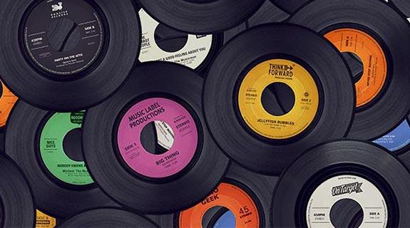 Trendthema Vinyl