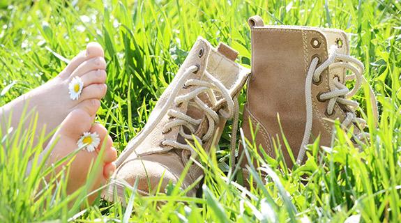 Tipps für Sommer-Füße
