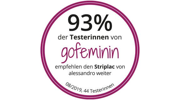 93 % Weiterempfehlung