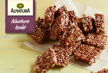 Quinoa Happen Rezept