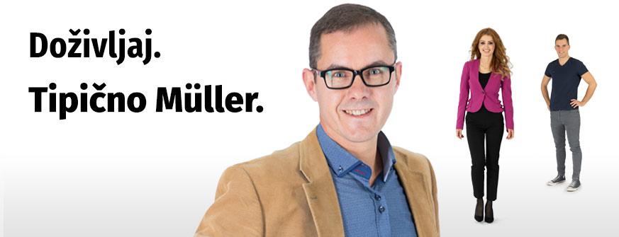 Posao u Mülleru