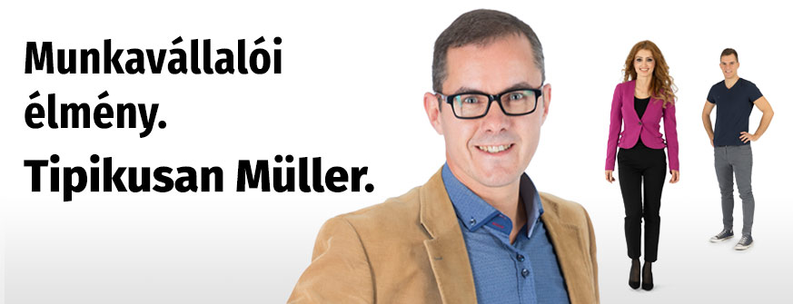 Karrier a Müllernél