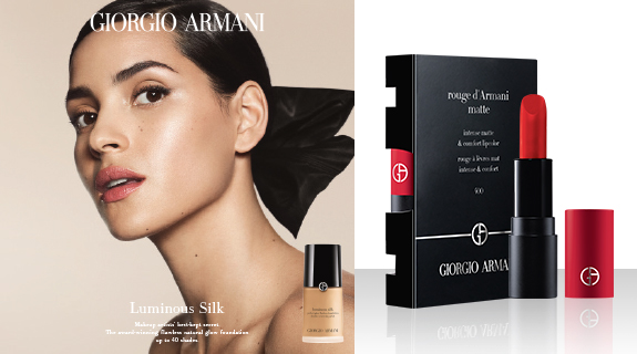 Gratis Armani Lipstick