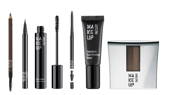 Make Up Factory für ausdrucksstarke Augen
