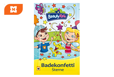 Beauty Kids Badekonfetti
