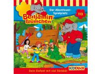 Benjamin Blümchen - Abenteuerspielplatz