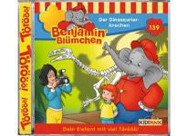 Benjamin Blümchen - Dinosaurierknochen
