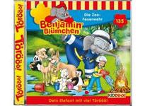 Benjamin Blümchen - Die Zoo-Feuerwehr