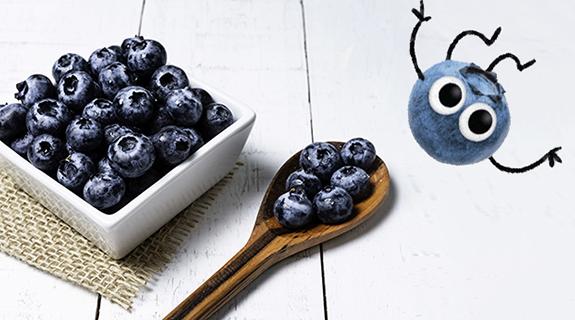 Bibis Blaubeer-Kuchen
